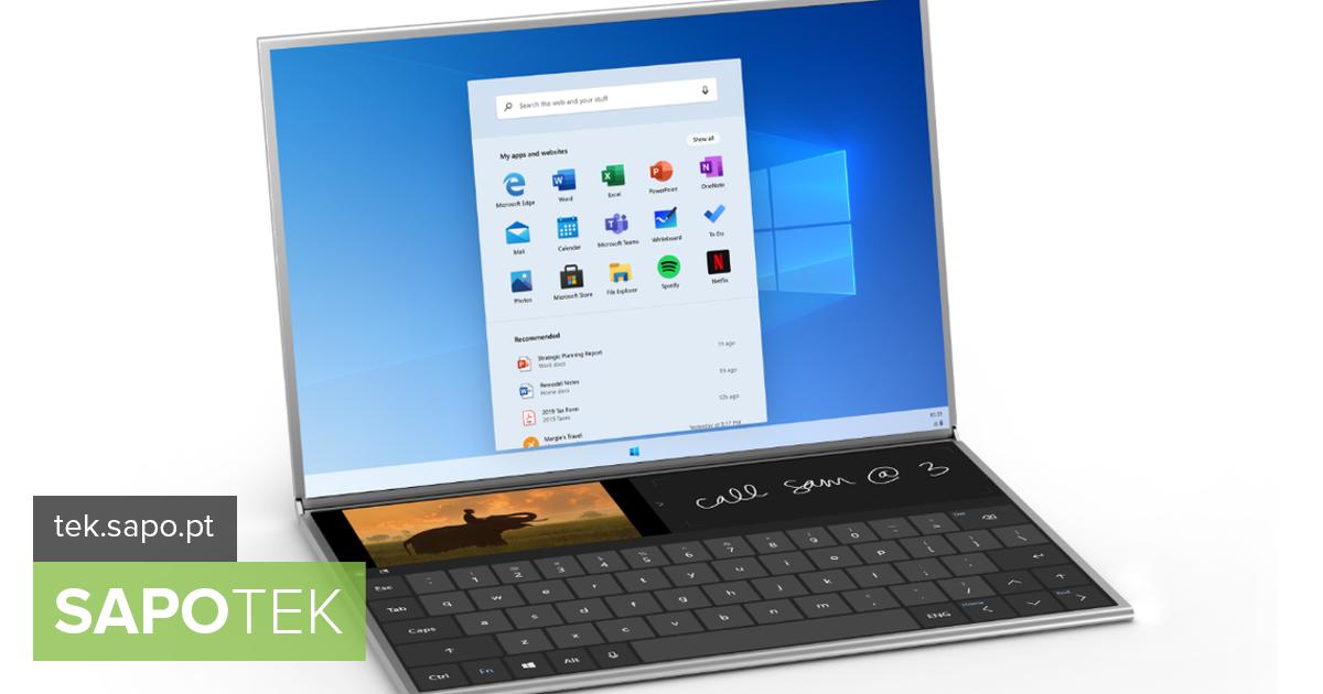 Uue Windows 10x-iga saabub 10 uudist