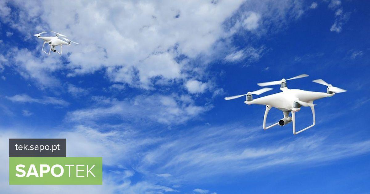 Uus droonide kasutamise diplom on juba parlamendis