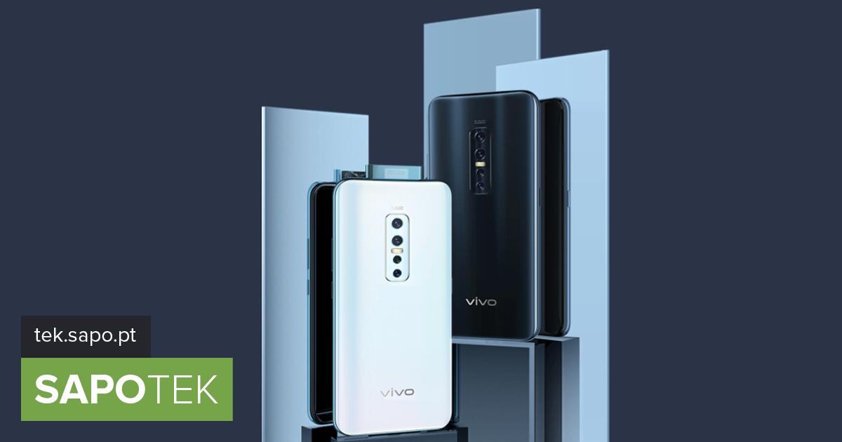 V17 Pro: Vivo tõi turule esimese kahe hüpikkaameraga nutitelefoni