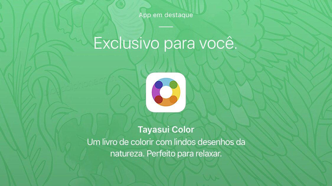 Vaadake, kuidas Tayasui Coloursi rakendust tasuta alla laadida