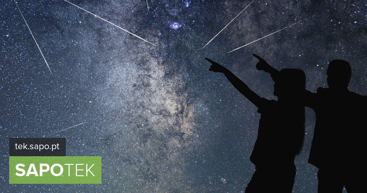 Vaadake meteoriididušši ilma Meteor Showersiga diivanilt lahkumata