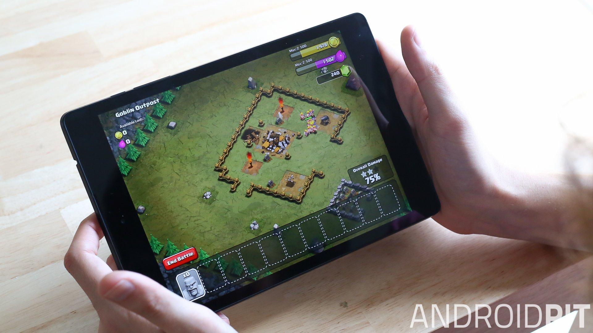 Varsti saate oma mängu Androidi ekraanile salvestada ja mänge jagada