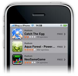Veel kolm tasuta mängu App Store'is piiratud ajaks