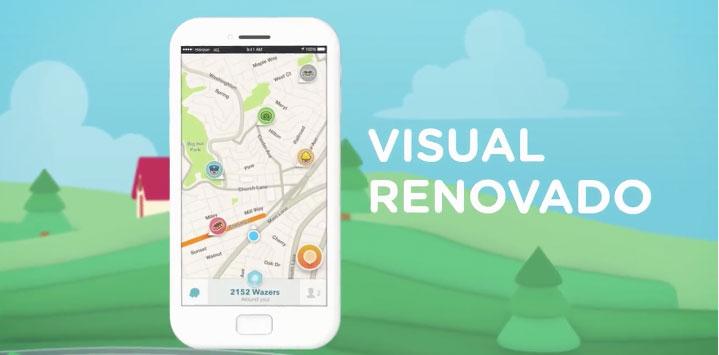 Waze saab peagi uusi visuaalseid muudatusi