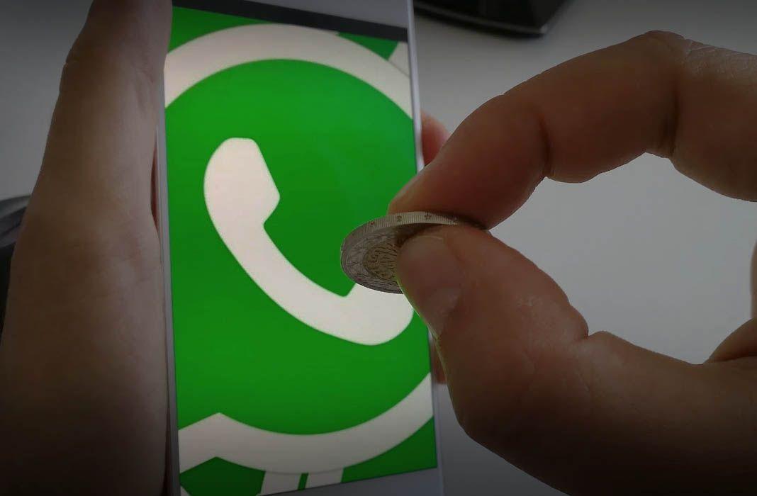 WhatsApp võimaldab teil makseid teha rakenduse enda kaudu