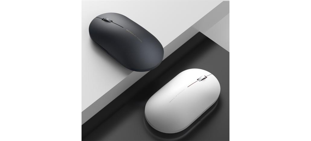 Xiaomi juhtmeta hiir 2 on lihtsa disaini ja taskukohase hinnaga