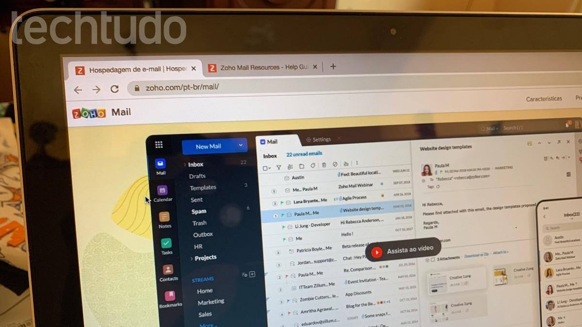 Zoho Mail: kuidas luua e-posti konto ja sisse logida