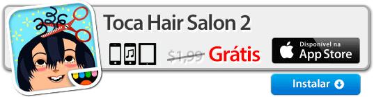 Toca juuksurisalong 2