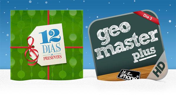 [grátis] Geomaster on Apple'i kolmas pühade kingitus